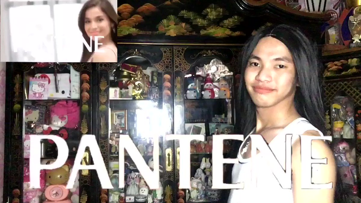 """New Pantene Long Hair Solutions"" (Commercial Parody)   @panteneph @annecurtissmith   Subscribe to my Youtube Channel:     #Pantene #LongHairSolutions #PushMoLong #AnneCurtis"