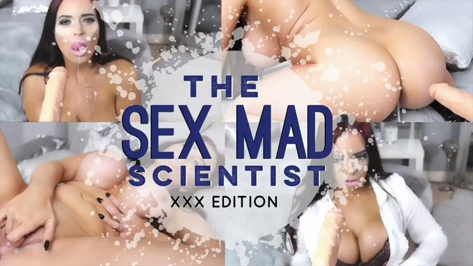 Just made another sale! The Sex Mad Scientist https://t.co/ja3HGqXmHl #MVSales https://t.co/Swzn9FNP