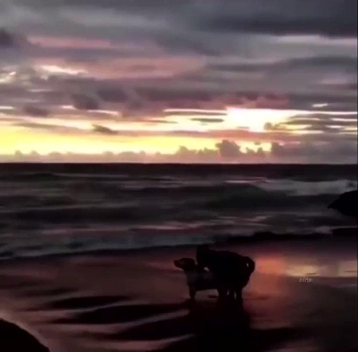 Love a sunset #sunset #romantic