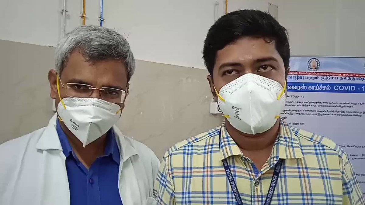 Government Rajaji Hospital doctors who were among those to receive the #CovidVaccine said that none has experienced side effects in the aftermath of receiving the vaccine and said that despite some apprehensions, now they are trusting #CovishieldVaccine.