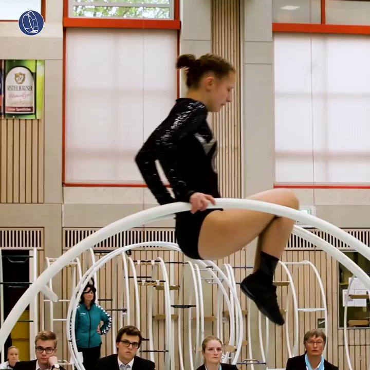 South German Championships 2017 Timea Jessica Bohland Video on YouTube:  #gymwheel #rhoenrad #sport #sports #turnen #gymtime
