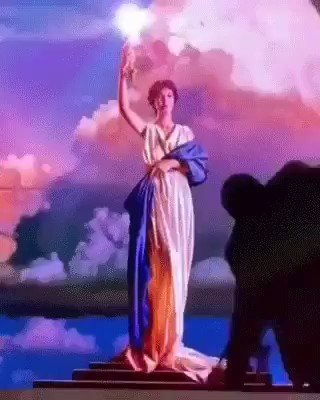 #SaturdayVibes  Columbia icon:  Goddess of America, Goddess of Liberty. (feminized version of Columbus) who is the goddess of liberty and the personification of America.
