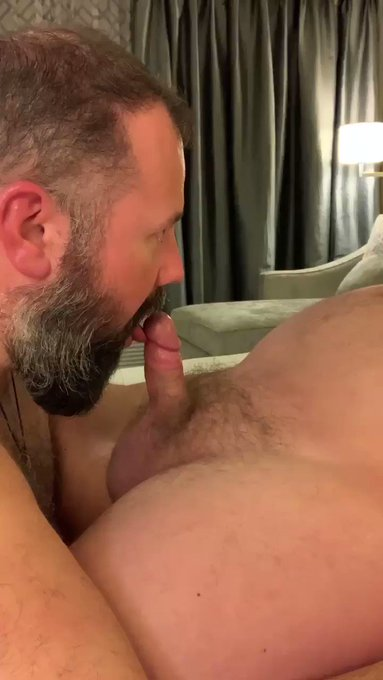 Edging a sexy cub.  Watch the whole video at https://t.co/8FE6Q3l17Q https://t.co/eR3nYLqx7Z