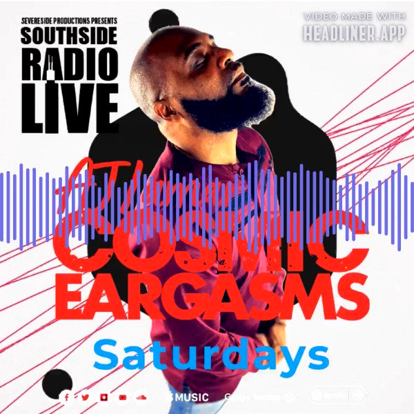Your favorite sound provider AJ Lamar  with Cosmic Eargasms on WSSR.  #southsideradiolive #wssr #severesideproduction #cosmiceargasms #Jazz #jazznation #music #ajlamar #ajlamarmusic #jazzandthings #freeart #freeform #SaturdayVibes #satchat #pamgtheproducer