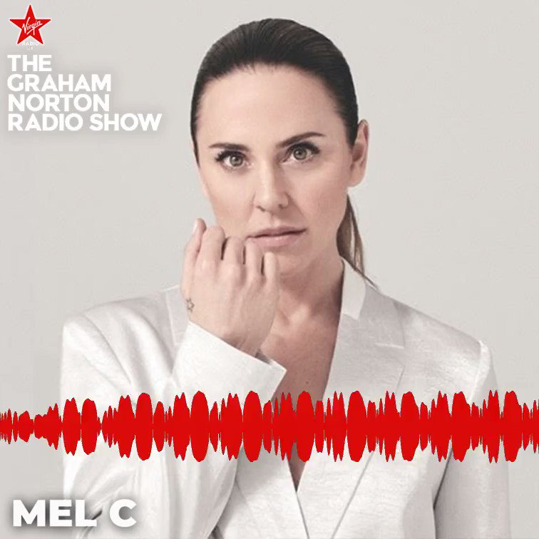 If you're looking for someone to cheer up your spirits, look no further!  @MelanieCmusic talks about recording her song 'Into You' and why she wanted to keep it upbeat 💃  Watch the brand new video here 👉   #TheGrahamNortonRadioShow