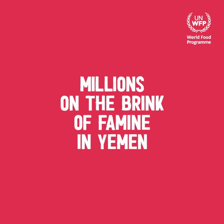 The FTO designation will rachet up the humanitarian crisis in  #Yemen to a terrifying level. It will mean: No food. No medicines. No fuel. No end in sight.   Make no mistake, history will judge us harshly if we allow these innocent children to die on our watch.