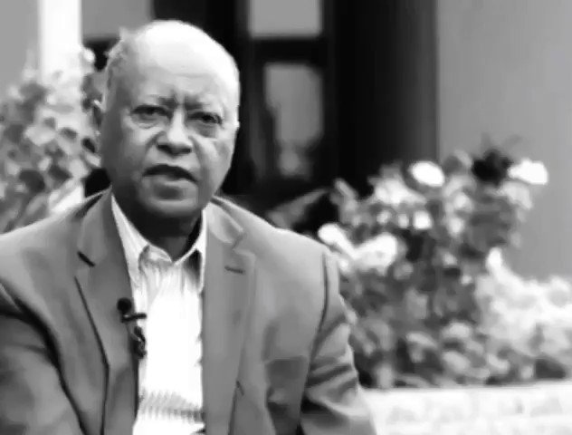 """""""We were never colonized, No reason we will be now. The choice is either give-in to a tyrant [@AbiyAhmedAli] or face #Extermination. We will accept #Neither, & we are willng to pay the ultimate sacrifice."""" #AbayTsehaye, one of the architects of 🇪🇹