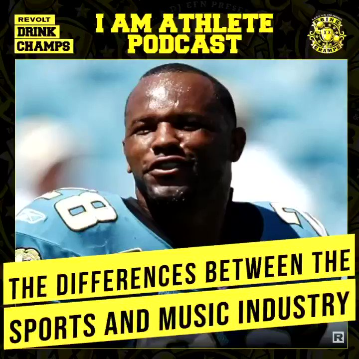 Your favorite happy hour is back 🥃🏆 This week @BMarshall, @FredTaylorMade & @OfficialCrowder from @IAMATHLETEpod join the gang as they tap into the sports world, politics, the #BLM movement & more ✔️✔️ @Drinkchamps @noreaga @djEFN   Watch now 👇🏿