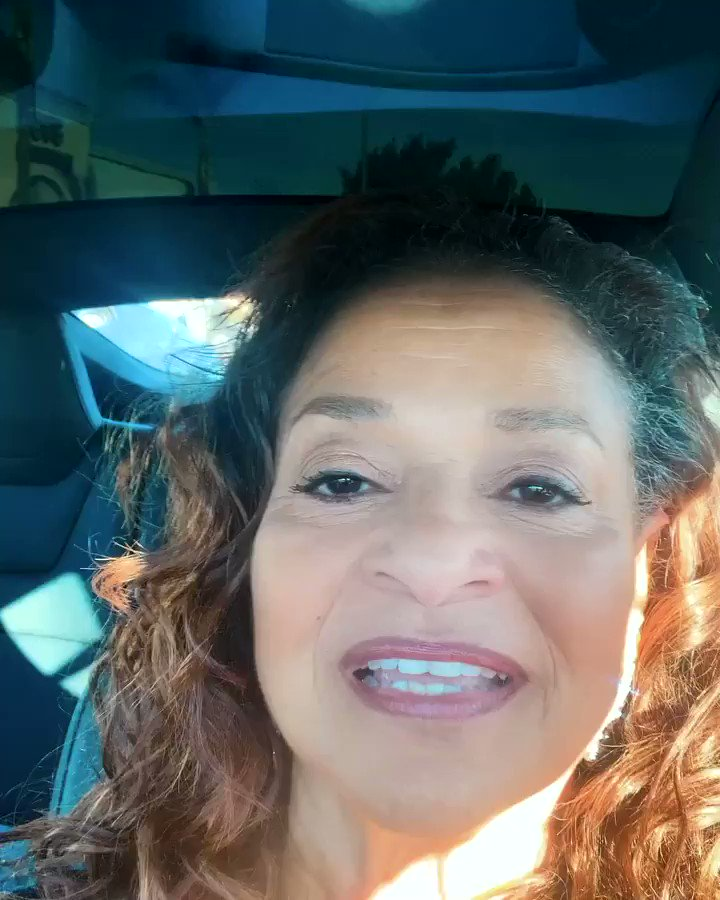 Replying to @msdebbieallen: This is 71 💋🎉 THANK YOU for all the birthday wishes!