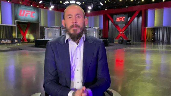 ESTAMOS DE REGRESO‼️ @chitoveraufc  💥💥💥  nos da un adelanto de la cartelera de hoy #UFCFightIsland7    Sigue la cobertura en https://t.co/33rwkejnLL https://t.co/F0otbx68Me