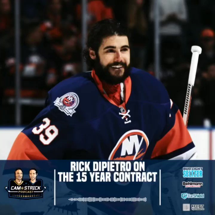 Replying to @camandstrickpod: The story behind one of the most known contracts in hockey history @HDumpty39 ⬇️⬇️