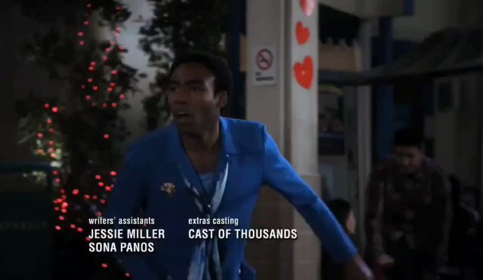 Happy birthday donald glover, i love you, i love your music i love everything about you especially this iconic line: