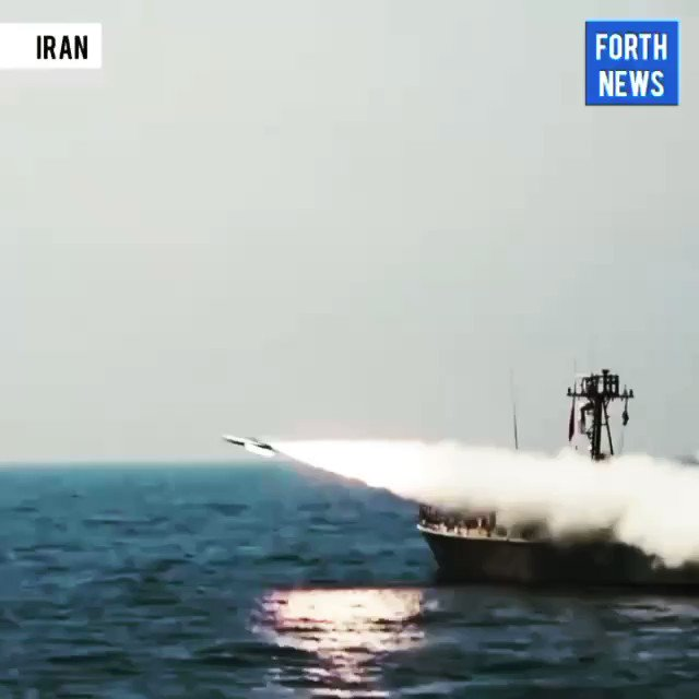 🔴🇮🇷 Iran flexed military power, showing what it's capable of.  For the Eghtedar 99 military drill, Iran launched a variety of cruise missiles and torpedo.  READ MORE ON (forthnews . com) & APP ⭐️COMING SOON⭐️  #military #weapons #guns #iran #iranian #tehran #army #news #usa #uk
