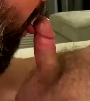 Retweet if you want my tongue doing this to your dick.  See the full video with him at  https://t.co/8FE6Q3l17Q