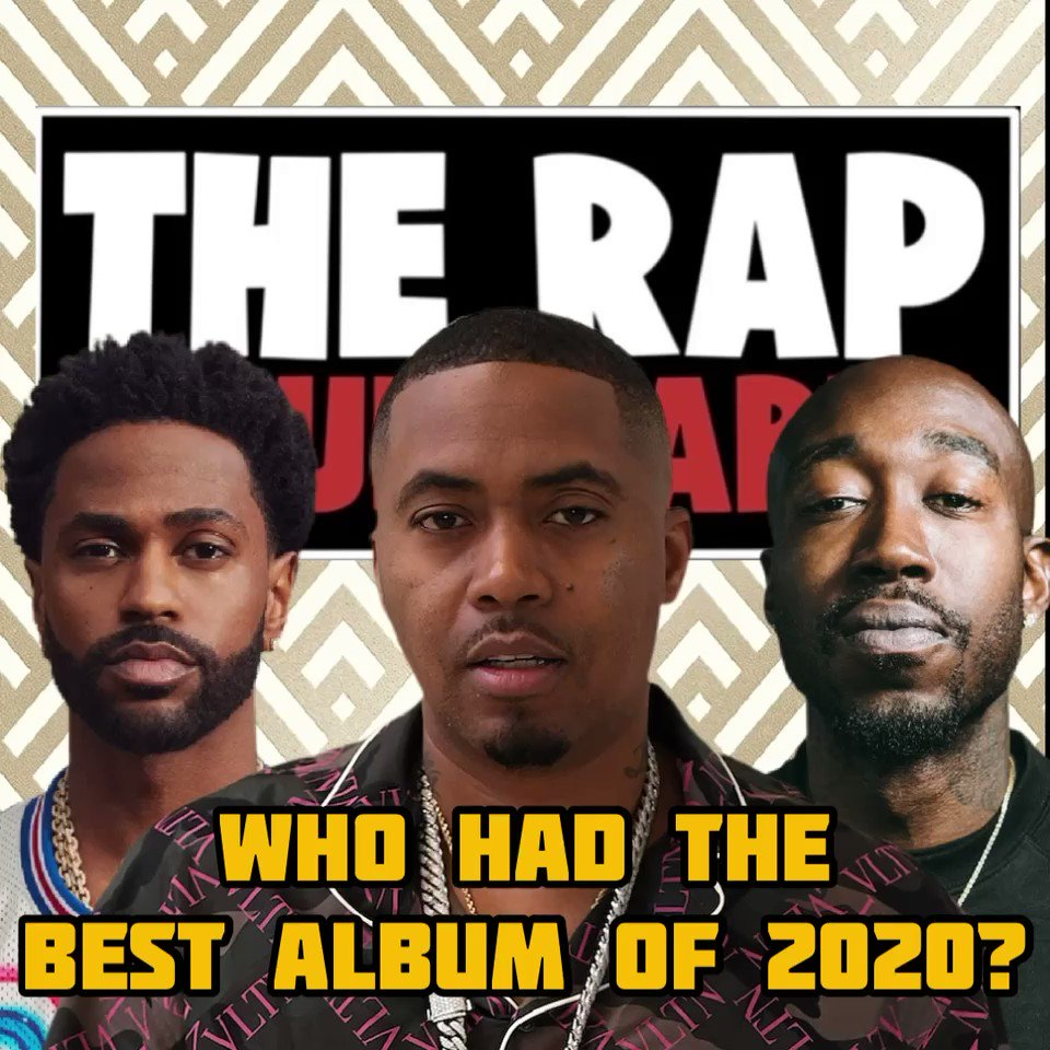 🗯WATCH🗯 is @JarvTGA wildin for picking #Detroit2 as the Rap AOTY? Let us know in the comments! • • Full Debate Here:  🗣TAP IN   #hiphop #Nas #FreddieGibbs #BigSean