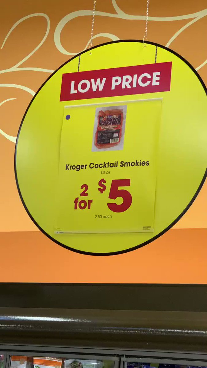 Is there a savings? @kroger https://t.co/bTikxEUCl3