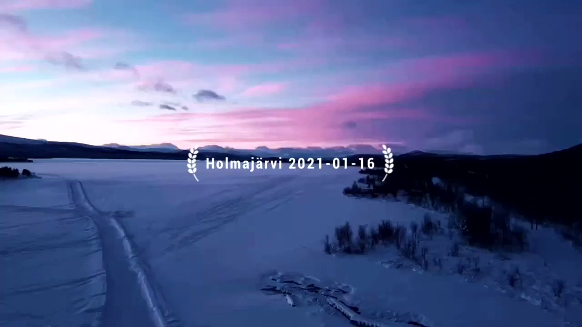 Took a quick evening trip out to holmajärvi and took some pictures and also filmed📷❄️ . #arctic #djimini #DJI #drone #dronephotography #kiruna #nikonphotography #nofilter #photo #visitsweden #Sweden #picoftheday #photooftheday #photooftheday