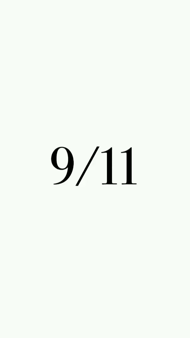 10-days since the terrorist attacks in DC. #RIP #NeverForget