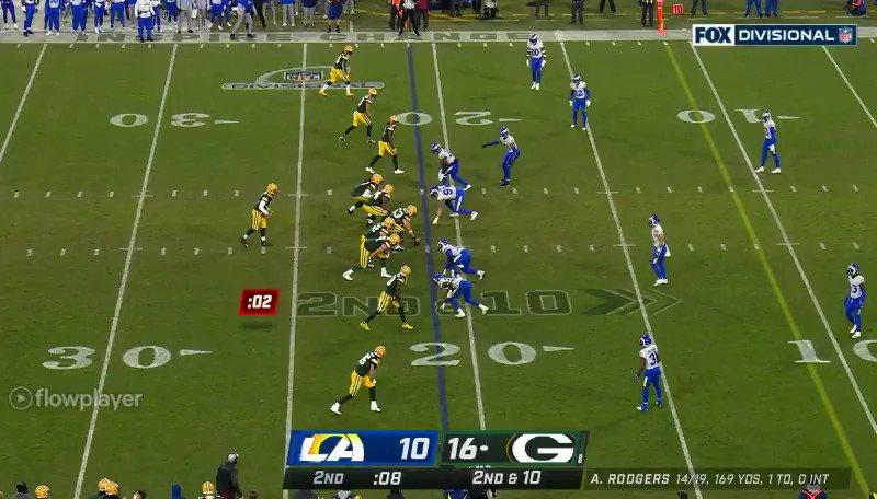 #LARvsGB  #Packers #PackerNation #RamsHouse