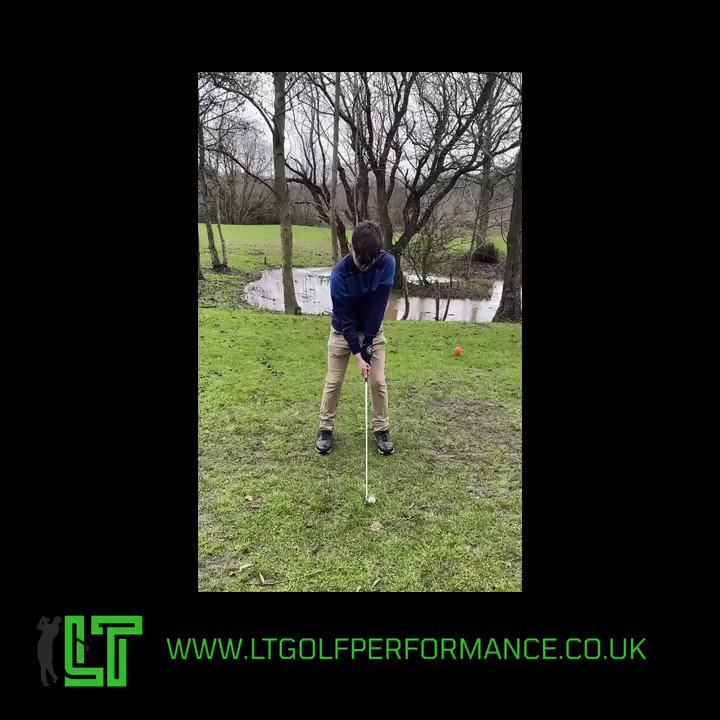 9 hole playing lesson with Lucas. Looking more into his body rotation and how this can block the path of the clubface. We looked into how a straight left arm at the top of the swing can be restrictive 🏌️♂️⛳️ #pga #golfperformance #improve #golflesson #golfswing #golfing #progolfer