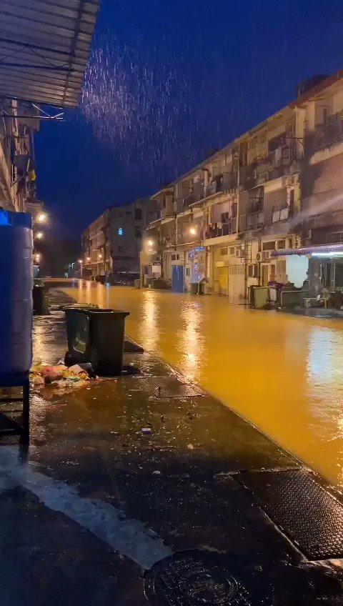 Penampang banjir lagi
