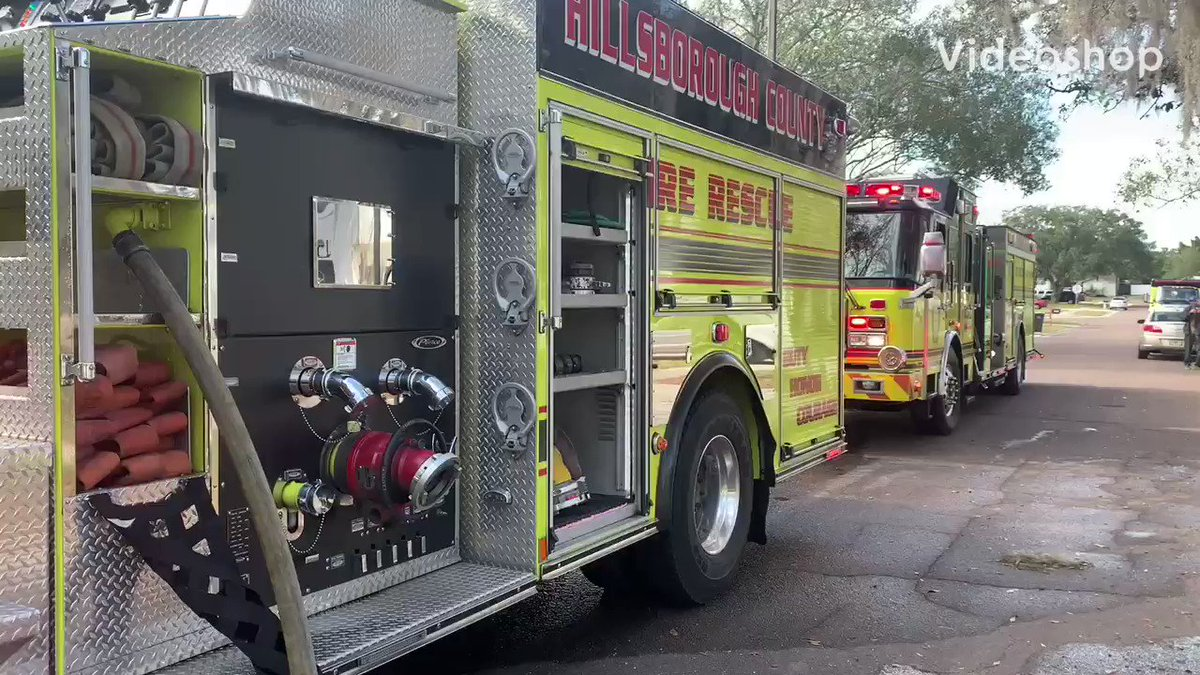 Hillsborough County Fire Rescue responded to a reported structure fire at 1920 Derbywood Dr., in Brandon at 11:40am on 1/16/2021. Click the link for more info:   #HCFRStrong #DutyHonorCourage