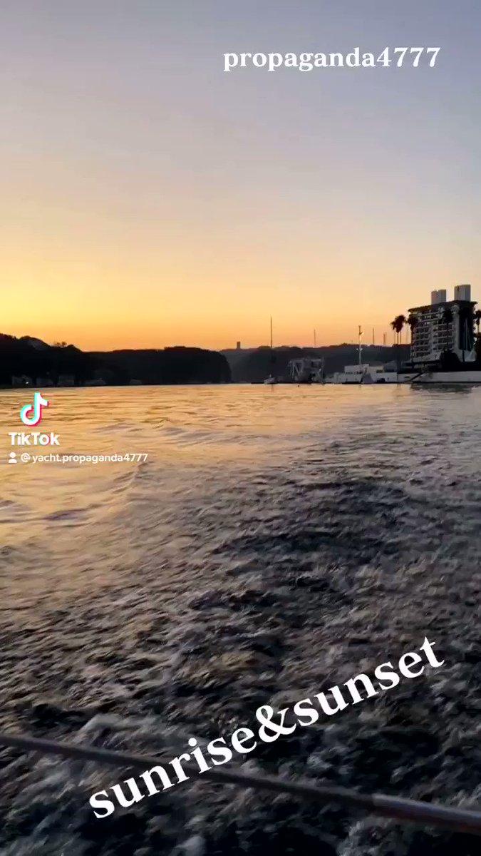 chill →yacht sailing 平日への充電🔋  #yacht #chill #sailing #ocean #チル #海 #ヨット #週末 #tiktok