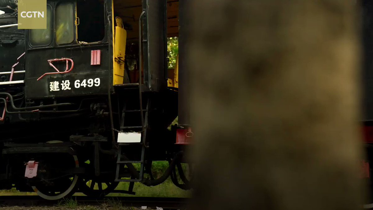 #GoHainan: Hainan Railway Museum is the largest and most informative railway #museum in south China's Hainan Province. Constructed in 1941, Hall No. 1 was originally a headquarter for invading Japanese troops, recording the history of the island's railway.