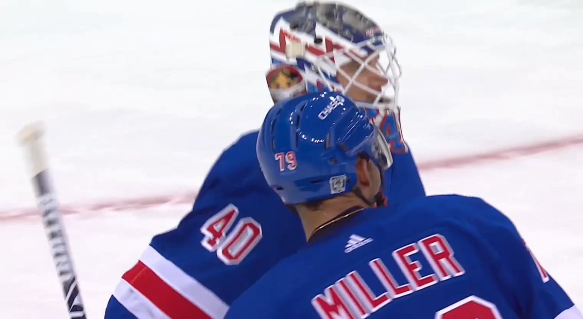 Here's some of tonight's #NYR post game   You know, if you're looking for your heart to melt.