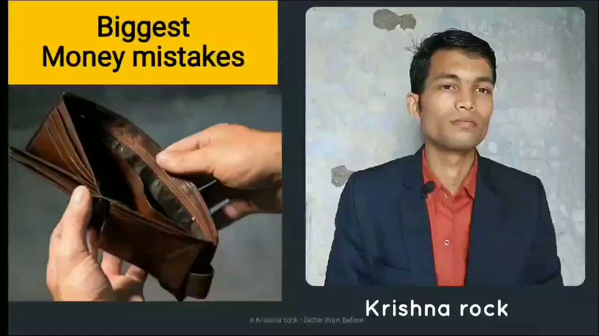 यह 5 ग़लती मत करना, नहीं तो हमेशा भिखारी ही रहना पड़ेगा | Krishna Rock  #krishnavishwakarma #krishnaROCK #youngliving #Earn #earnmoney #earnmoneyonline #EarnFromHome #money #moneymaker #poor #rich
