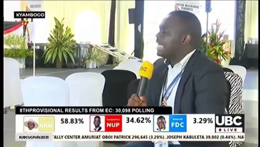 Watch the video here as @AKasingye your favourite cop tells you what they were prepared to do had the E.C announced @HEBobiwine. Uganda went to the dogs long time. #M7Rigs2021
