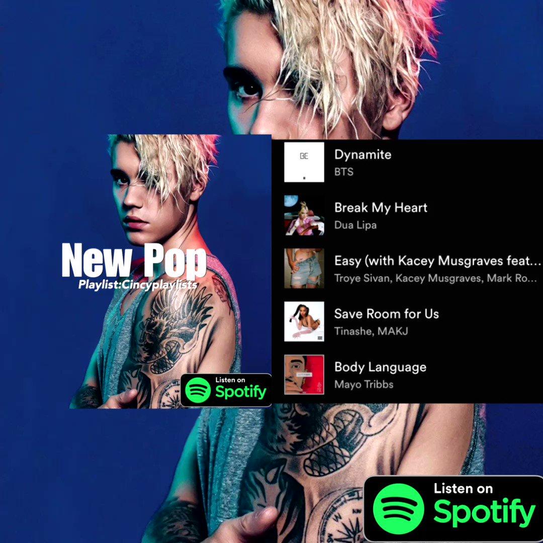 Follow & Like This Playlists on Spotify Follow @Cincyplaylists     #2020WRAPPED #SkaiJackson #Ravens #rapper #musicvideo #JustinBieber #TheWeeknd #cincyplaylists