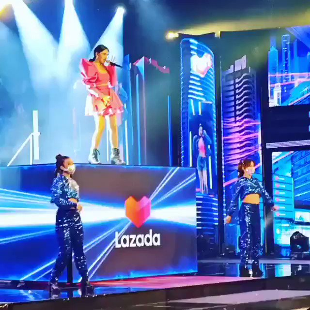 Live GMA Network's November 11, 2020 🌼 Another highlight of the show Lazada 11.11, My Beloved Kapuso Ms @MyJaps 🕺💃 I'm Dancing kpopdance right side corner #JulieAnneSanJose #gmanetwork #lazada1111 #live