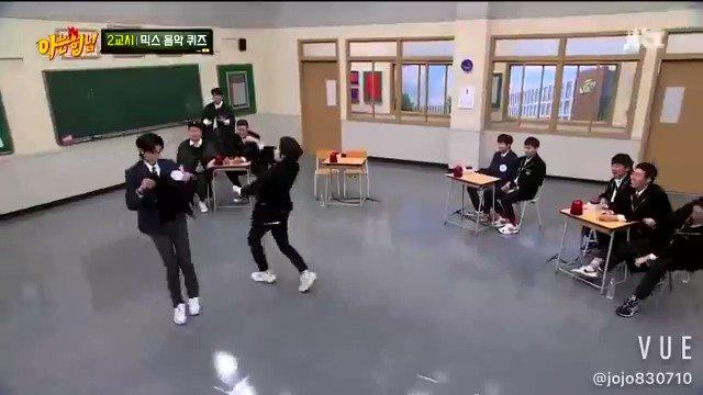 OMG 😱😍❤️  TVXQ's Jung Yunho dancing to Hanryang choreo that was made by @ATEEZofficial (Yunho, Wooyoung San)   #ATEEZ #에이티즈 #우영 #정우영 #윤호  #정윤호 #산 #최산 #Uknow #TVXQ