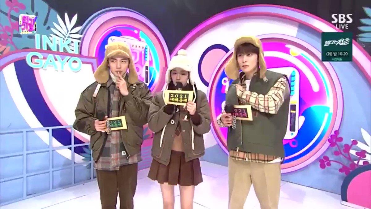 210117 댕기가요 #비주얼MC미녀쿠 #민혁 🐶제가 최강동안이긴하지만~  낭닠ㅋㅋㅋㅋㅋ표정ㅋㅋㅋㅋㅋ