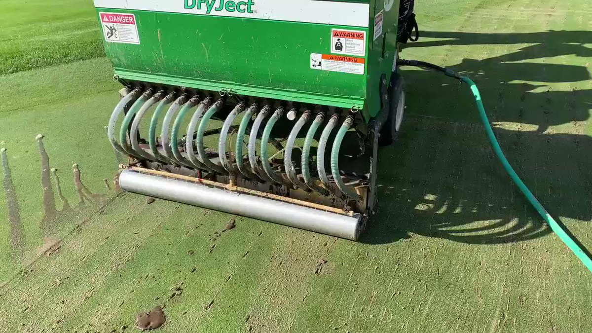 Image for the Tweet beginning: Dryject deep Maximus setting on