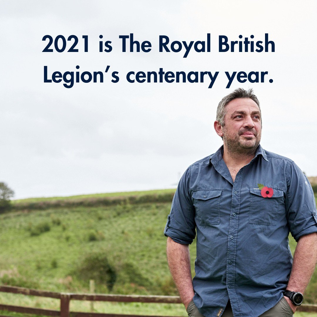 This year the Royal British Legion turns 100 and we want you to join us in celebrating a century of support to the Armed Forces community. The Legion was founded after #WW1 to fight for the needs of those who had fought for their country and look after the welfare of millions 1/3