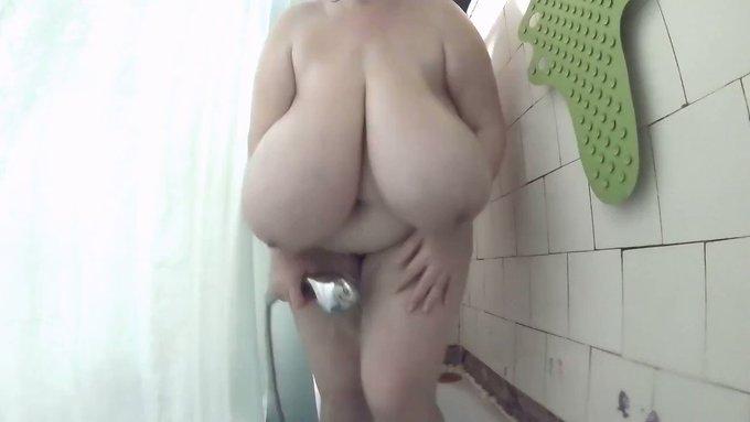 Another vid sold! Intimate shower 42P boobs got bigger https://t.co/dRfoj2vr2L #MVSales https://t.co