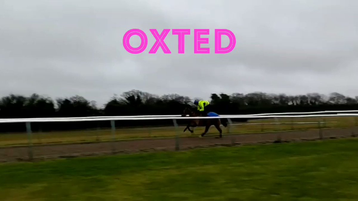 OXTED having a breeze !