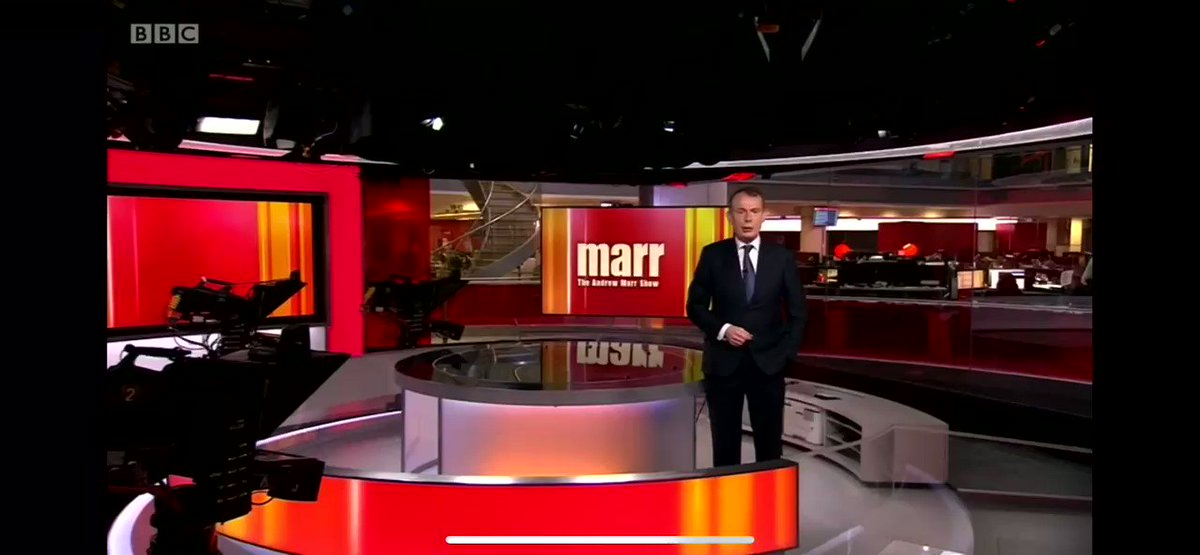 """""""The NHS is the exhausted, well-trained men & women giving their all this morning, as every other morning, taking personal risks to care for the very sick. It's the people of all ages going in again & again, bone tired.""""  Yes.  Thank you @AndrewMarr9 💙   https://t.co/xq280dyDpy"""