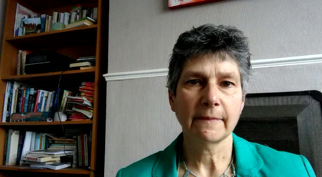 Retired GP @DrDianaWarner #ClimateChange #activist is putting her own liberties and health on the line by being in contempt of court risking going to prison for a year. She believes #CitizensAssembly must decide how to tackle the #ClimateEmergency @BespokePanic @XRebellionUK