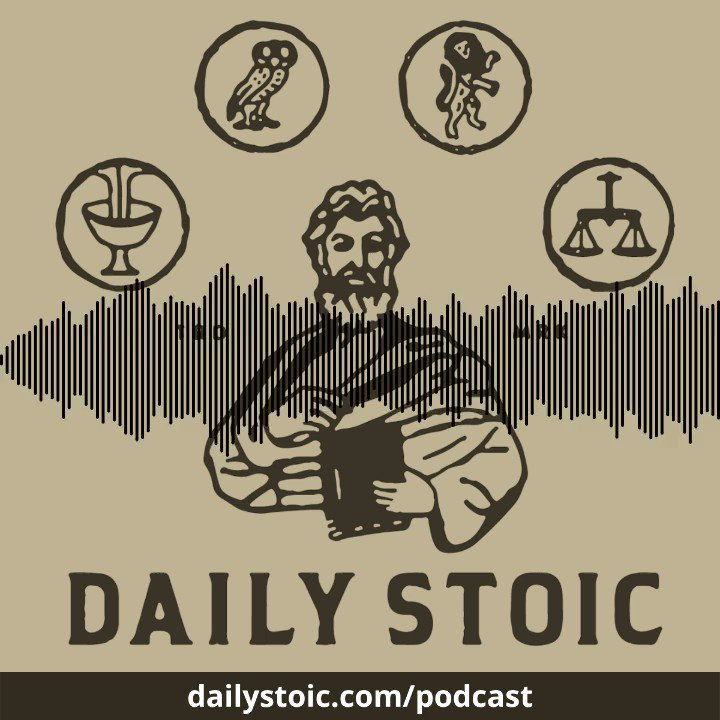 On the @dailystoic podcast, I talked with Cal Newport about why a busy day isn't always a better day, and how to ensure you have time to get work done.  Hear the rest here:   Subscribe now! Apple:  Spotify:
