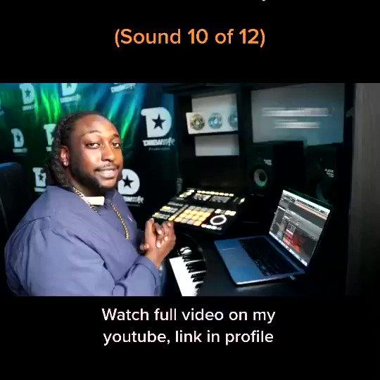 How To Make A Trap #Beat (Sound 10)  Full video LINK  🔥  #producerlife @drewstar1100 #dmv #howto #trapbeats #videooftheday #tutorial #maschinestudio #music #Sunday #sundayvibes #dmvtalent #dmvarea #snare #drummer #dreadhead #marylandartist #dc #beatmaker