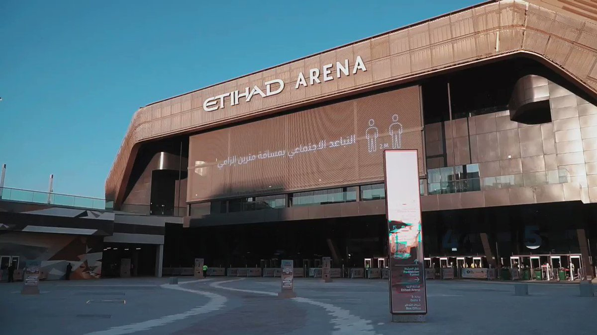 The atmosphere was electric!   Thank you to the fans for making the first ticketed event of 2021 in Abu Dhabi is so amazing!   Want more? #UFCFightIsland8: Chiesa vs Magny is just days away!  Stay tuned for the latest updates.  For more events #InAbuDhabi follow: @InAbuDhabi @UFC https://t.co/CcWYaxHt2U