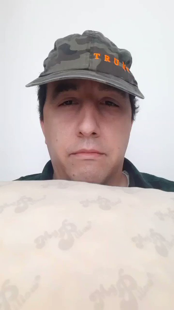 Mike Lindell just announced the My Pillow Revolution on 1/20/21