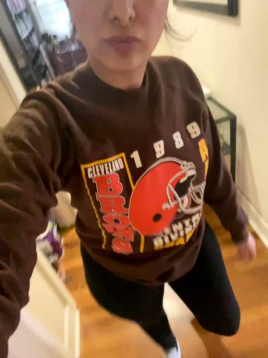 HERE WE GO BROWNIES HERE WE GO #Browns  #WeWantMore