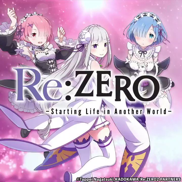 @sweetdreamscdb Thanks for entering Grand Summoners #ReZero #instantwin #sweepstakes 🎉  Watch the video to see if you won a $100 Amazon gift card! ✨Retweet every day for another chance to win!🌟  😍 Join the Re:ZERO crossover NOW!✨ Get Rem, Ram, Emilia or Beatrice FREE💕