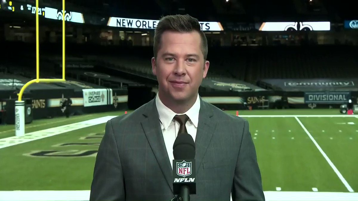 What's the key to stopping Drew Brees? The #bucs have an idea. Executing it is a different story. Here's my report on @NFLGameDay on @nflnetwork