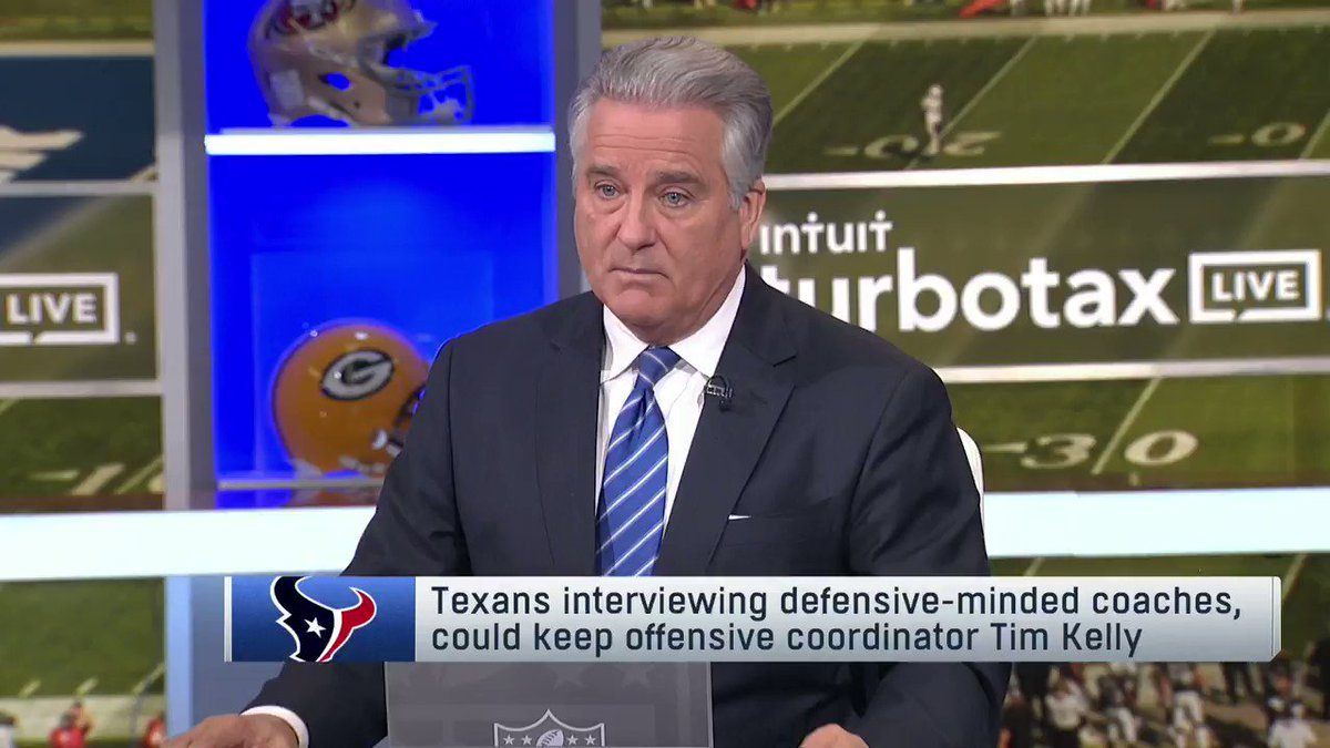 """""""Bottom line is you can't let him go""""  """"If he wants Bieniemy, go get him Bieniemy... this is an elite player, you should take his counsel on what he wants to do moving forward""""  @kurt13warner and @michaelirvin88 on the @deshaunwatson situation with the #Texans 👇"""