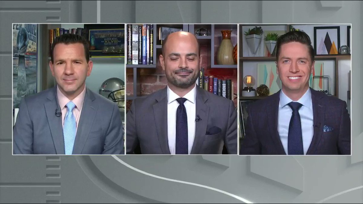 The @NFLGameDay Notebook with @MikeGarafolo and @TomPelissero: #BillsMafia is doing its thing, donating more than $150K to #Ravens QB Lamar Jackson's favorite charity; #Rams DC Brandon Staley has a big few days ahead; and could the #Texans hiring a defensive HC fix their issues?